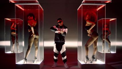 Kid Ink - Body Language ft. Usher, Tinashe
