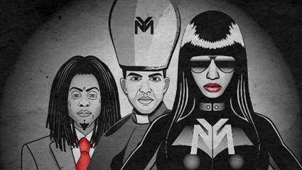 Nicki Minaj - Only ft. Drake, Lil Wayne & Chris Brown