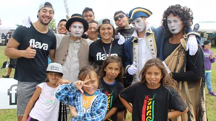 Waitangi Family Day Celebrations Pics
