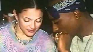 Madonna Confirms she Dated Tupac