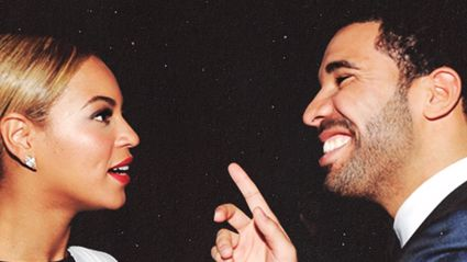 Sneak Peak At Drake & Beyonce's New Track 'Can I'