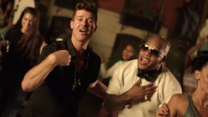 Flo Rida - I Don't Like It, I Love It ft. Robin Thicke & Verdine White