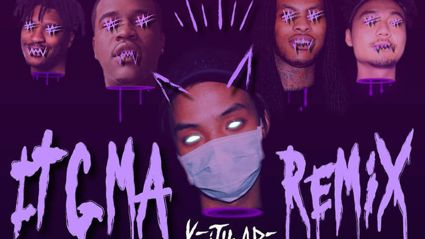 Keith Ape - IT G MA Remix ft. A$AP Ferg, Father, Dumbfoundead & Waka Flocka Flame