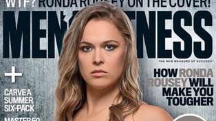 Ronda Rousey Magazine Cover Sparks Controversy With Australian Men