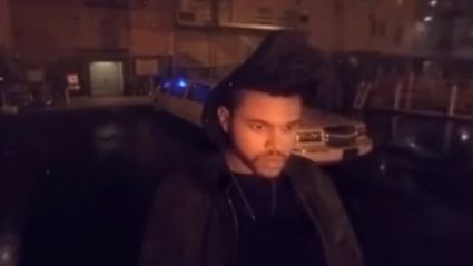 The Weeknd - The Hills Remix ft. Eminem (A Virtual Reality Experience)