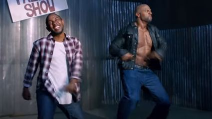 """Kendrick Lamar Hit's The Quan In New Music Video For """"These Walls"""""""