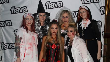 Flava Halloween Party At Cocopelli Pix