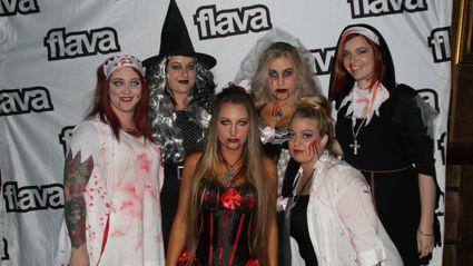 Flava Halloween Party At Cocopelli Pix