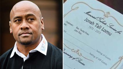 All Black Legend Jonah Lomu To Be Farewelled At Eden Park