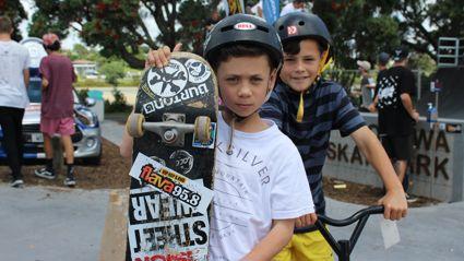 Orewa Skatepark Pix!