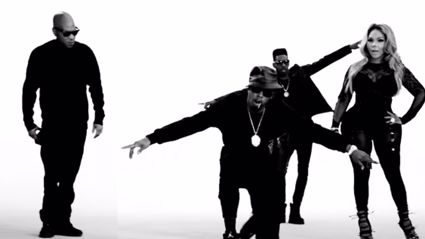 "Puff Daddy Releases Music Video ""Auction"" Ft. Lil' Kim, Styles P, King Los"