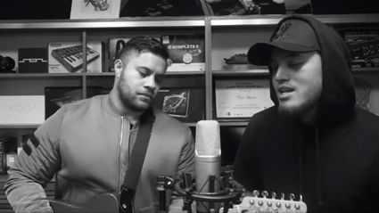 Vince Harder And Stan Walker Kill Their Cover Of 'Gravity' By John Mayer
