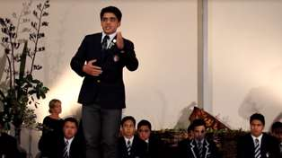 Head Boy's Speech About Racism In NZ Wins Race Unity Speech Award