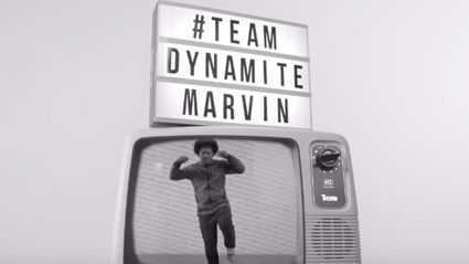 Team Dynamite Release 'MARVIN Beam Me Up' Music Video With Laughton Kora