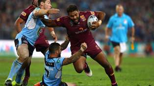 Sam Thaiday Criticised for 'Virginity' Comment After Origin Win