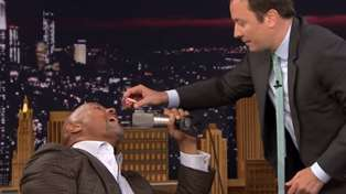 Watch The Rock Eat Candy for the First Time in 27 Years