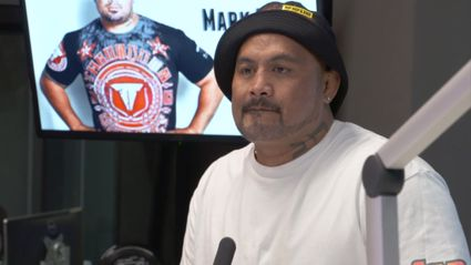 WATCH: Mark Hunt Dishes The Dirt on UFC with Daz & Ast